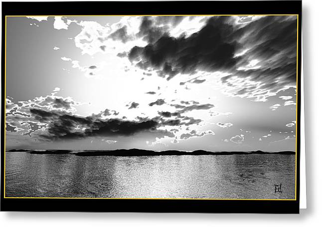 Ocaen Greeting Cards - Light Of Day Greeting Card by Peter Chasse