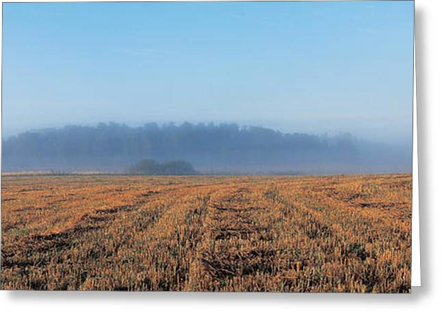 Mow Greeting Cards - Lovo Uppland Sweden Greeting Card by Panoramic Images