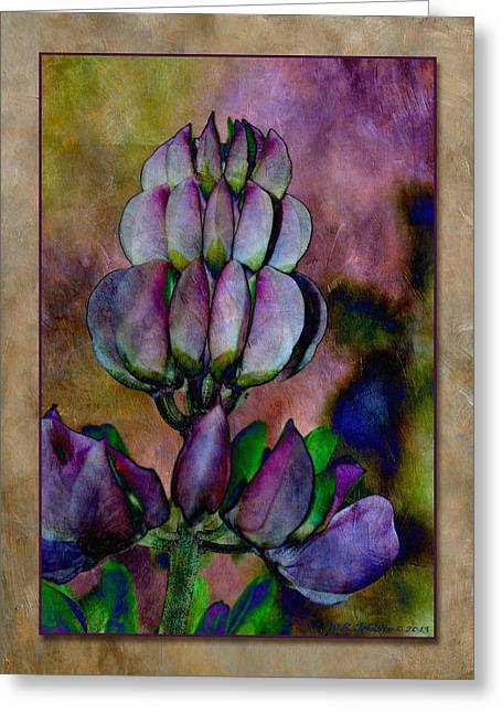 Wb Johnston Greeting Cards - Lupin 3 Greeting Card by WB Johnston
