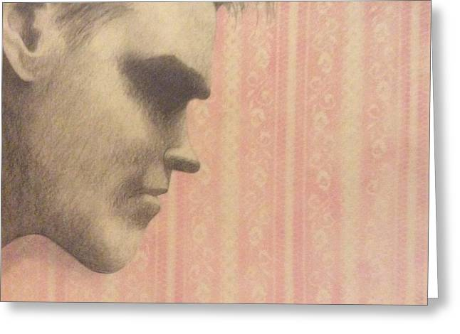 Cynthia Hilliard Greeting Cards - Morrissey Greeting Card by Cynthia Hilliard