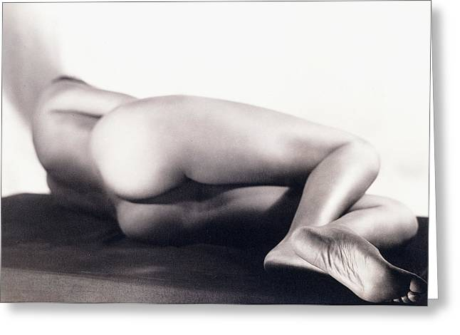 Nude Photographs Greeting Cards - Nude Greeting Card by Sasha Stone