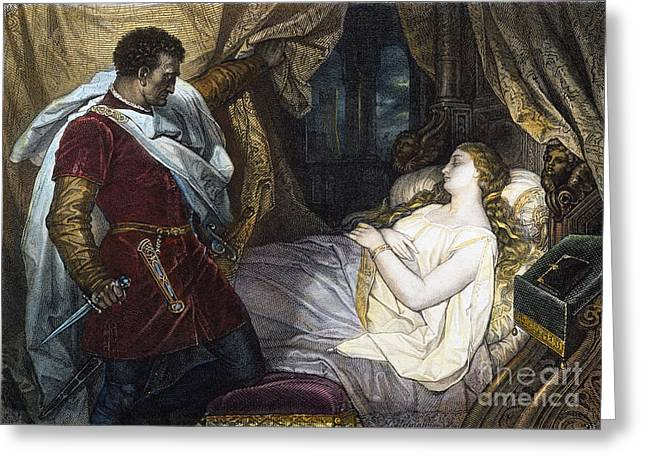 Othello, 19th Century Greeting Card by Granger