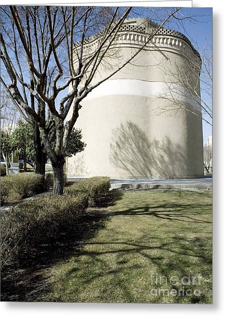 Dovecote Greeting Cards - Pigeon Tower, Iran Greeting Card by Dirk Wiersma