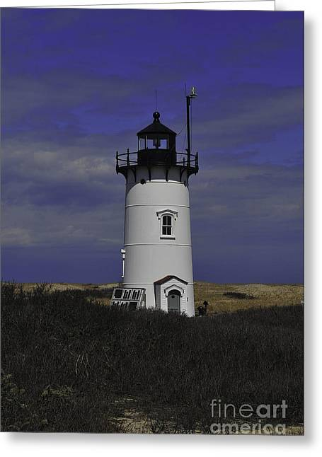 Race Point Greeting Cards - Race Point Light Greeting Card by Catherine Reusch  Daley
