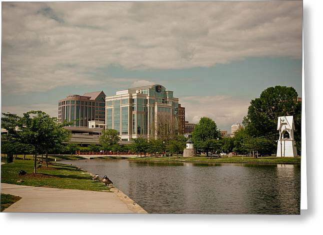 Huntsville Greeting Cards - Scenic Huntsville Alabama Greeting Card by Mountain Dreams