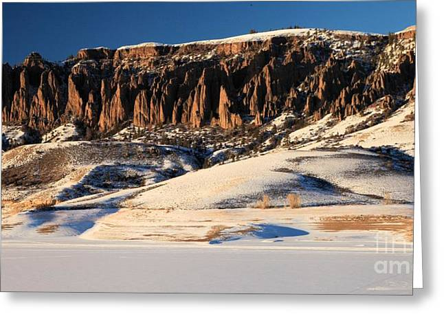 Dillon Greeting Cards - Soft Light Greeting Card by Adam Jewell