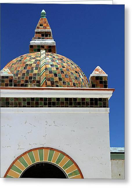 South America, Bolivia, Copacabana Greeting Card by Kymri Wilt