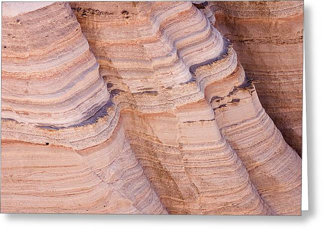 tent rocks Greeting Card by Steven Ralser