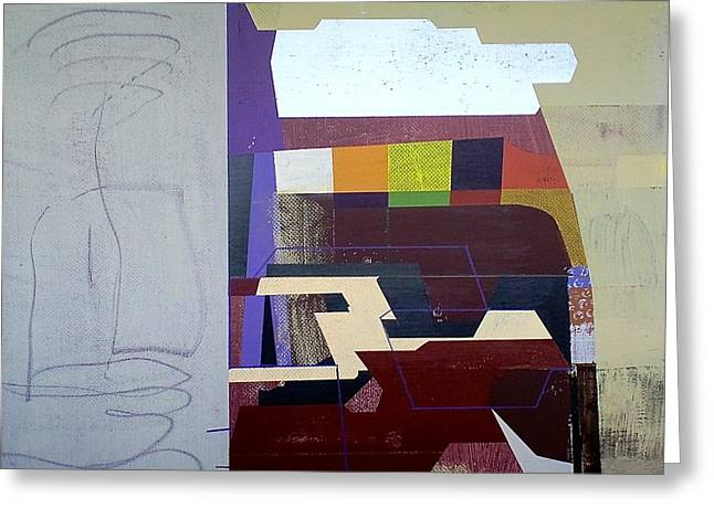 Jim Harris Greeting Cards - Untitled. Greeting Card by Jim Harris