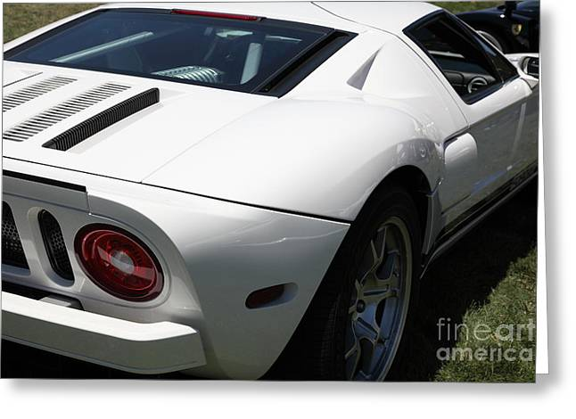 General Concept Greeting Cards - 2005 Ford GT 5D23525 Greeting Card by Wingsdomain Art and Photography