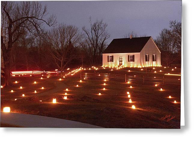 2013 Antietam - Dunker Church Greeting Card by Judi Quelland