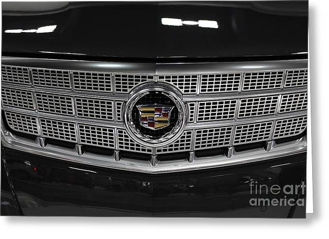 Caddy Greeting Cards - 2013 Cadillac - 5D20327 Greeting Card by Wingsdomain Art and Photography