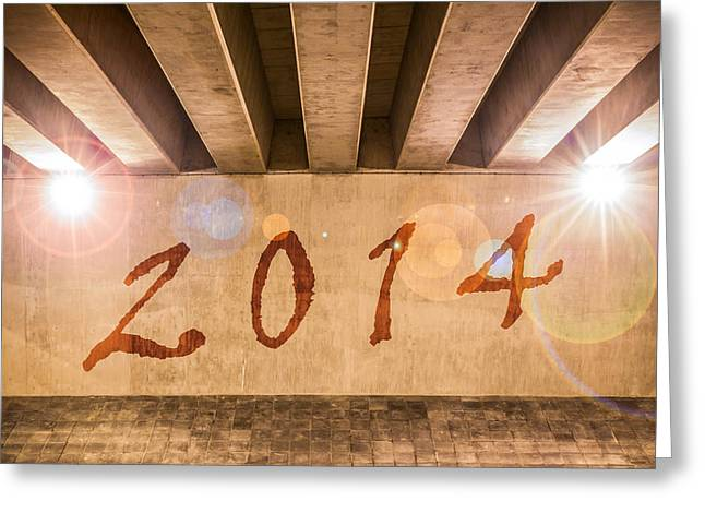 2014 Greeting Card by Semmick Photo