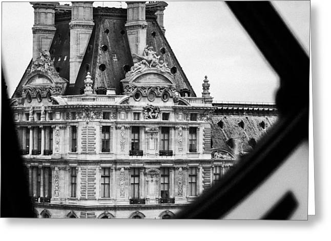 Lumiere Greeting Cards - Paris Greeting Card by Gianfranco Evangelista