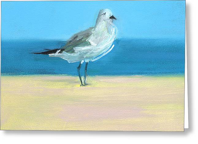 Shore Greeting Cards - RCNpaintings.com Greeting Card by Chris N Rohrbach