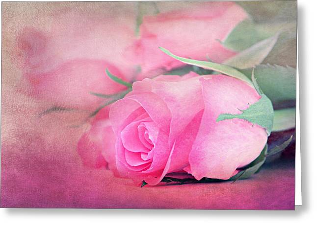 Love Letter Greeting Cards - Still life Greeting Card by Heike Hultsch