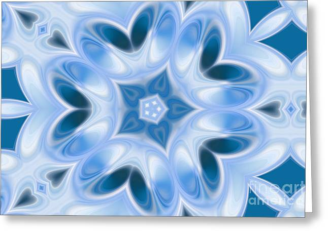Geometric Style Greeting Cards - Abstract  Greeting Card by Dan Radi