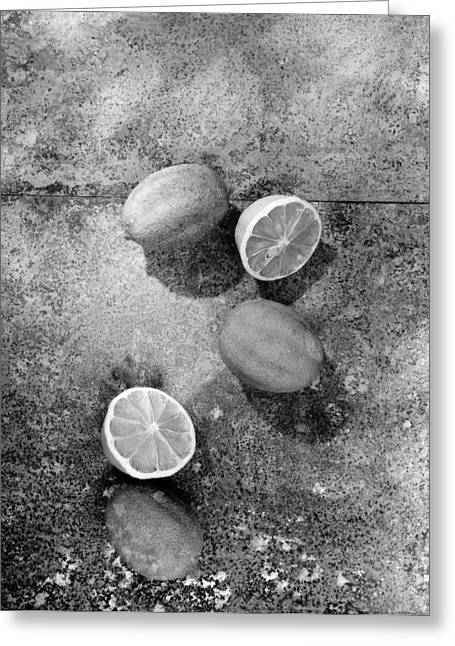 Kitchen Photos Greeting Cards - Untitled Greeting Card by Didier Gaillard