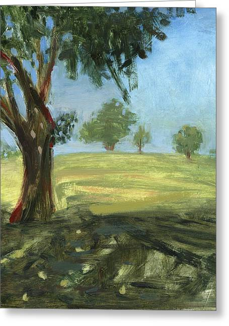 Living Tree Greeting Cards - RCNpaintings.com Greeting Card by Chris N Rohrbach