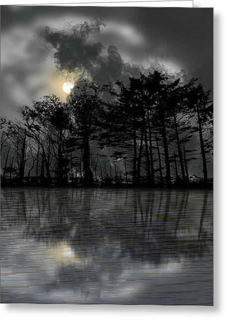Runner Greeting Cards - 2880 Greeting Card by Peter Holme III