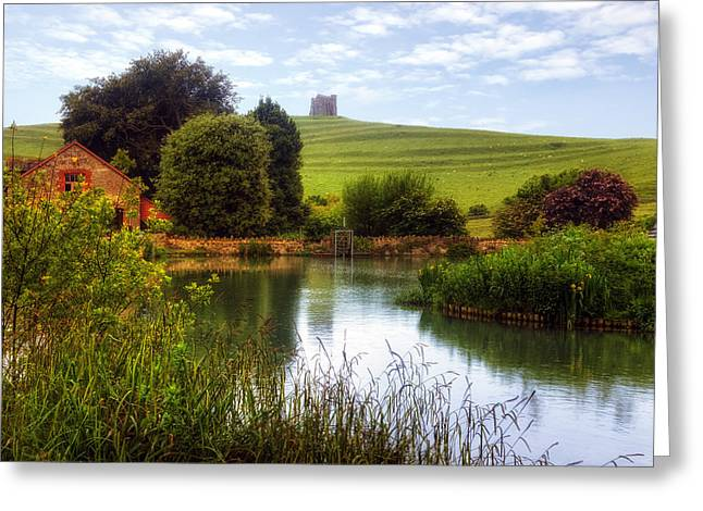 Saint Catherine Photographs Greeting Cards - Abbotsbury Greeting Card by Joana Kruse