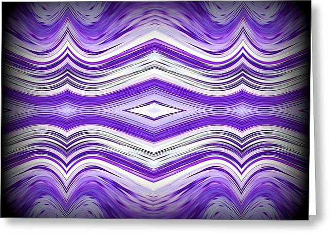 Hypnotic Greeting Cards - Abstract 49 Greeting Card by J D Owen