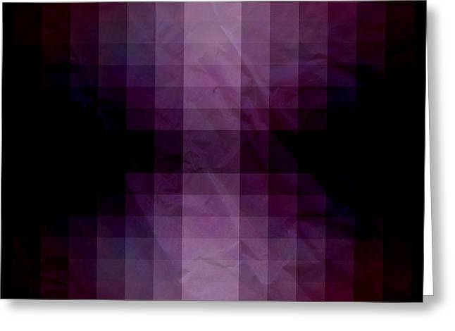 Summary Greeting Cards - Abstract Background  Greeting Card by Vanessa GF