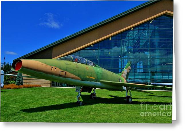 Airoplane Greeting Cards - Aircraft Greeting Card by Terry Matysak