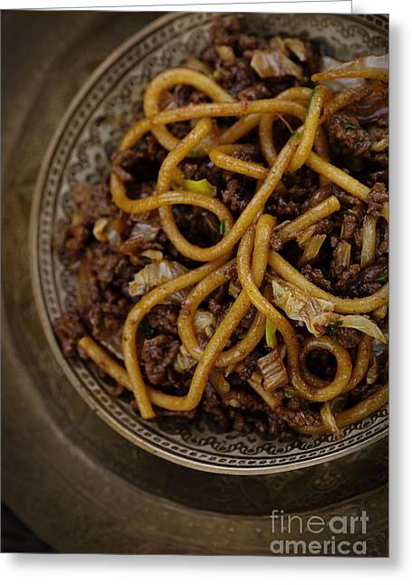 Sour Greeting Cards - Chinese food Greeting Card by Mythja  Photography