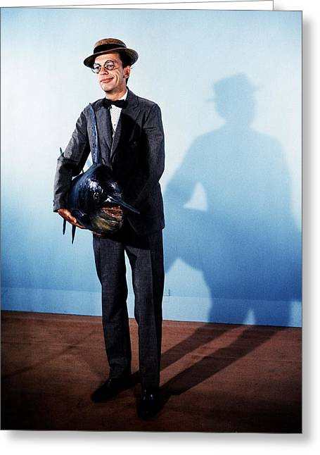Don Knotts Greeting Cards - Don Knotts Greeting Card by Silver Screen