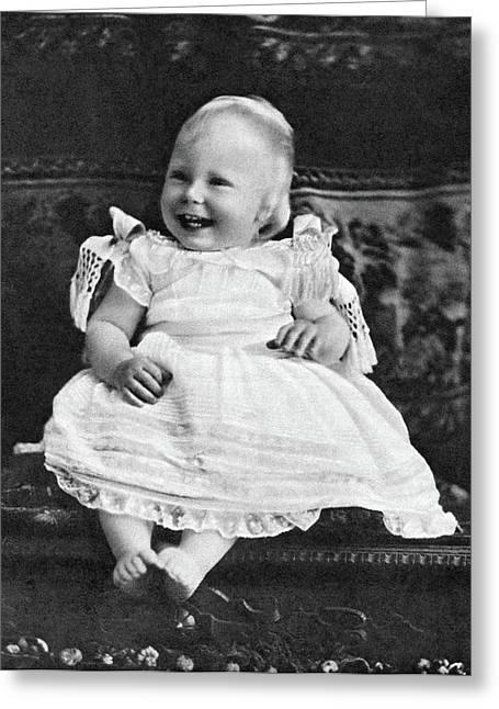 Edward Viii (1894-1972) Greeting Card by Granger