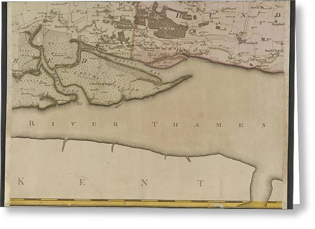 Essex Greeting Card by British Library