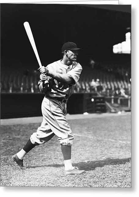 Philadelphia Phillies Stadium Greeting Cards - George A. Watkins Greeting Card by Retro Images Archive