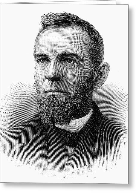 Giuseppe Garibaldi (1807-1882) Greeting Card by Granger