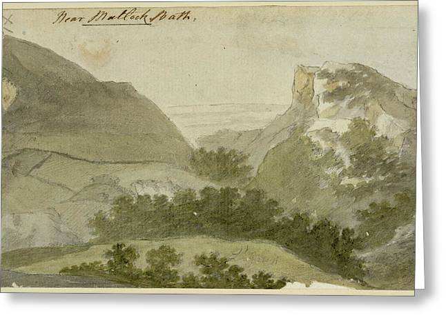 High Tor Greeting Card by British Library