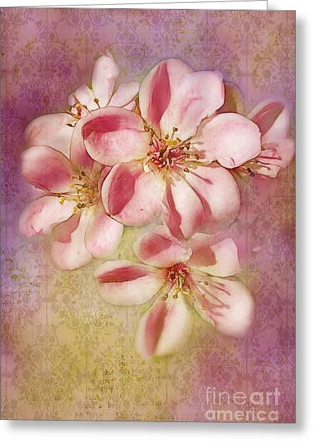 Judi Bagwell Greeting Cards - India Hawthorne Greeting Card by Judi Bagwell