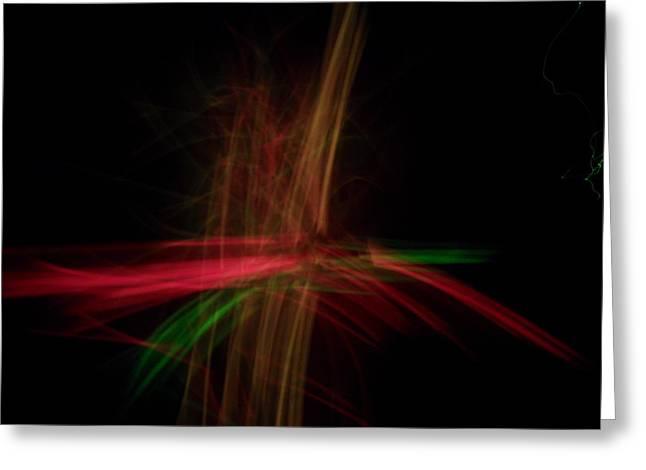 Illuminate Greeting Cards - Journeys End Greeting Card by Cyryn Fyrcyd