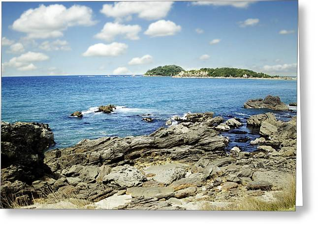 Beautiful Scenery Greeting Cards - New Zealand Greeting Card by Les Cunliffe