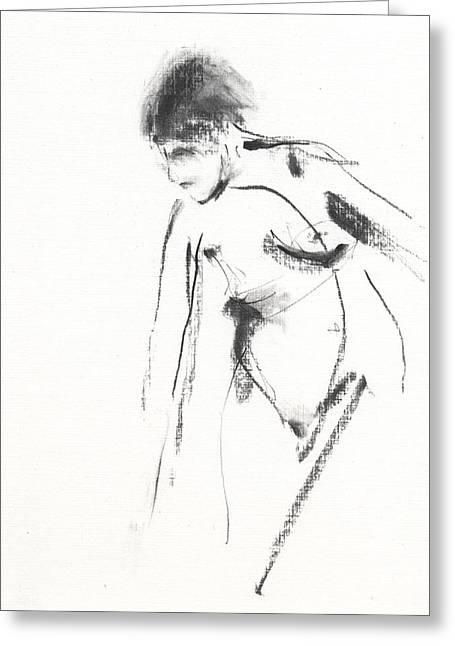 Drawing Greeting Cards - RCNpaintings.com Greeting Card by Chris N Rohrbach