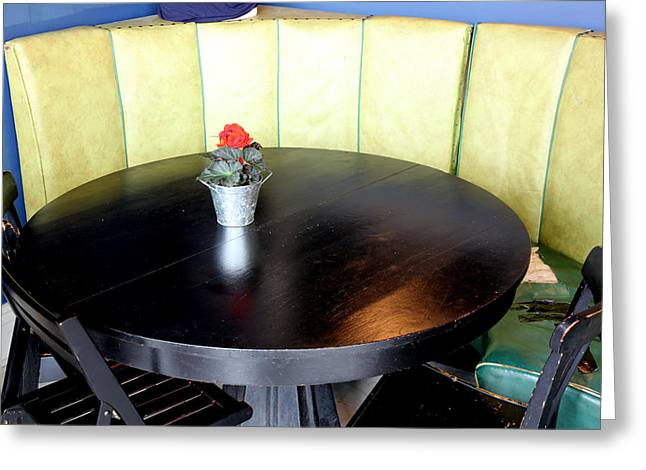 William Eggleston Greeting Cards - Untitled Greeting Card by Chris Fender