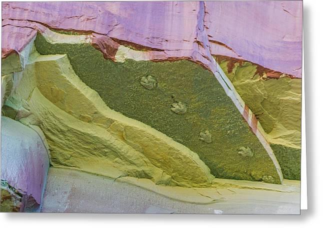 Usa, Utah, Glen Canyon National Greeting Card by Jaynes Gallery