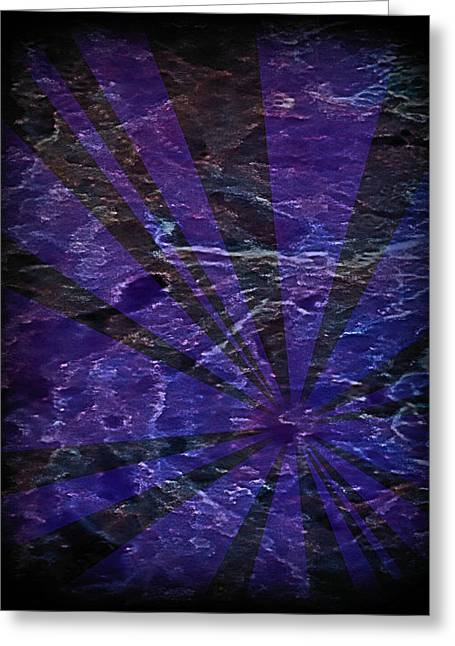 Abstract 95 Greeting Card by J D Owen