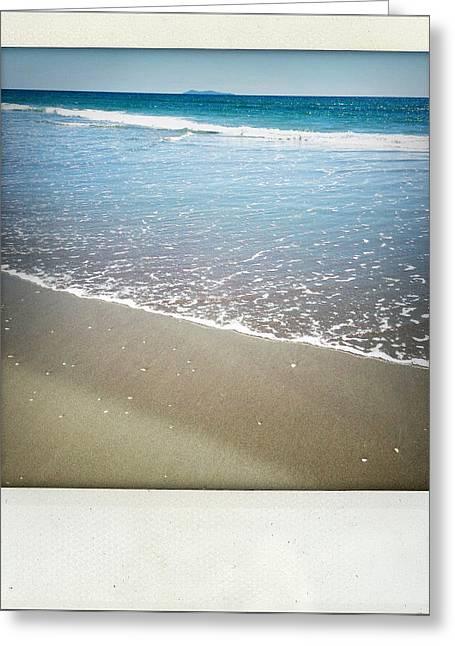 Beach Photos Greeting Cards - Beach Greeting Card by Les Cunliffe