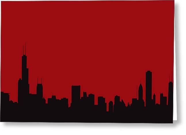 Chicago Bulls Photographs Greeting Cards - Chicago Bulls Greeting Card by Joe Hamilton