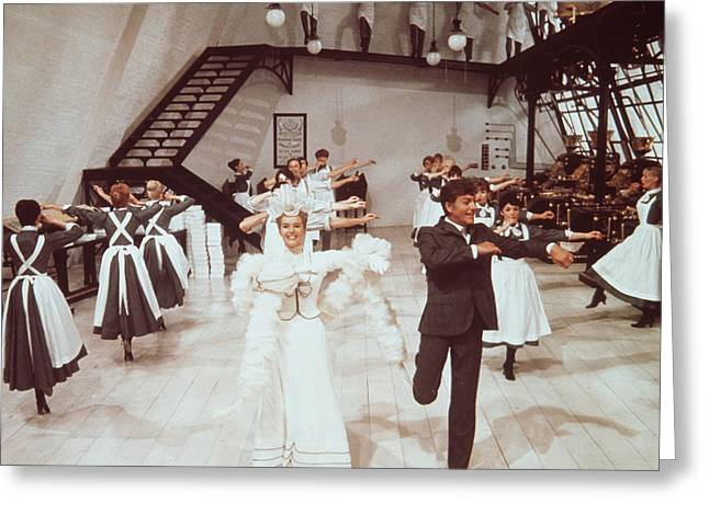 Howe Greeting Cards - Chitty Chitty Bang Bang  Greeting Card by Silver Screen