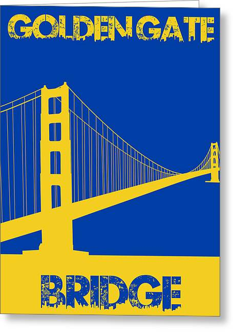 Golden Gate Greeting Cards - Golden Gate Bridge Greeting Card by Joe Hamilton