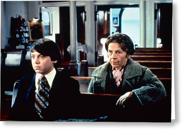 Bud Greeting Cards - Harold and Maude  Greeting Card by Silver Screen