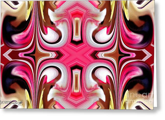Proportionate Greeting Cards - Horizon Abstract Greeting Card by J McCombie