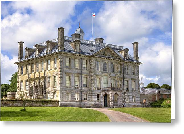 Kingston Greeting Cards - Kingston Lacy Greeting Card by Joana Kruse