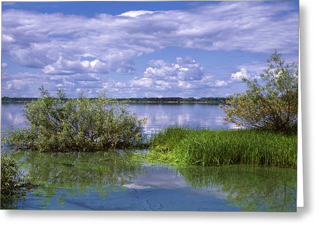 Landscape Photograph Greeting Cards - Lake Peno Greeting Card by Anonymous